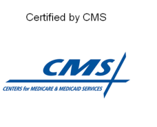 CMS Certified